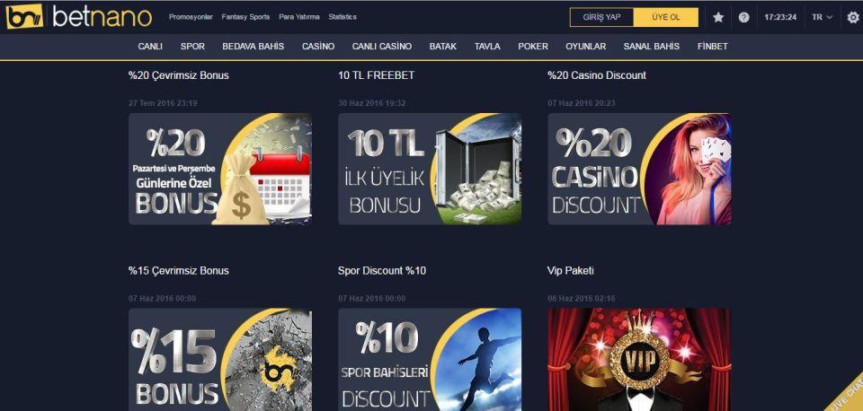 Betnano Cepbank Yatırım